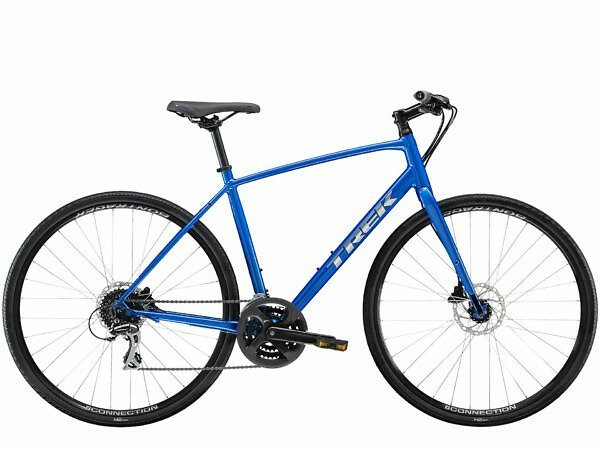 Trek FX 2 Disc - Alpine Blue – 2020