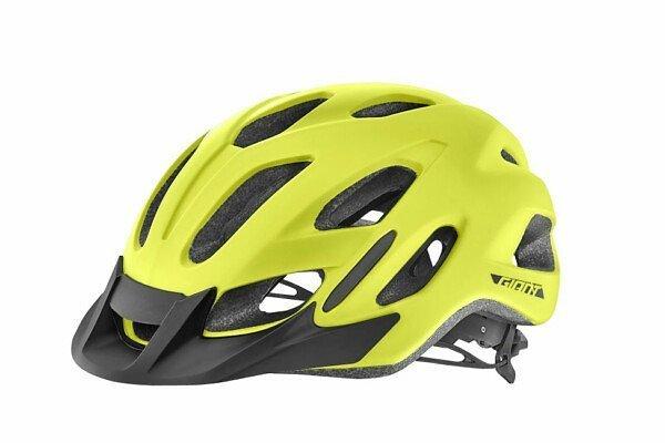 Giant Compel ARX Kids Helmet - Yellow