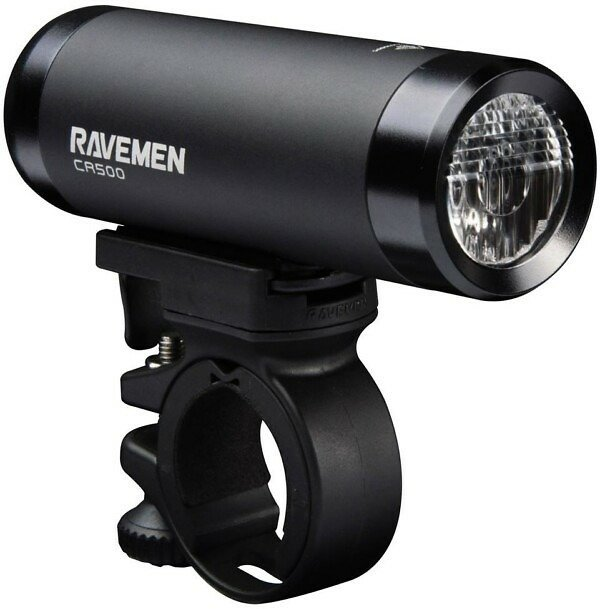 Ravemen CR500 USB Rechargeable DuaLens Front Light