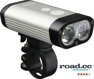 Ravemen PR600 USB Rechargeable DuaLens Front Light