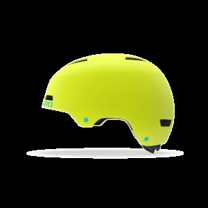 Giro Dime FS Youth/Junior Bike Helmet - Matte Citron/Iceberg