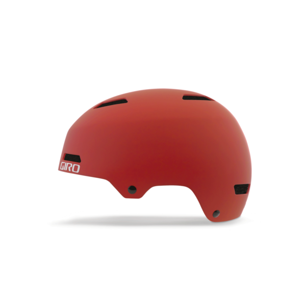 Giro Dime Youth/Junior Bike Helmet - Matte Dark Red