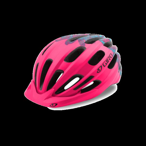 Giro Hale Youth/Junior Bike Helmet - Matte Bright Pink