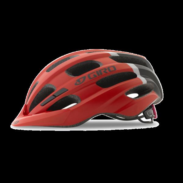 Giro Hale Youth/Junior Bike Helmet - Matte Bright Red
