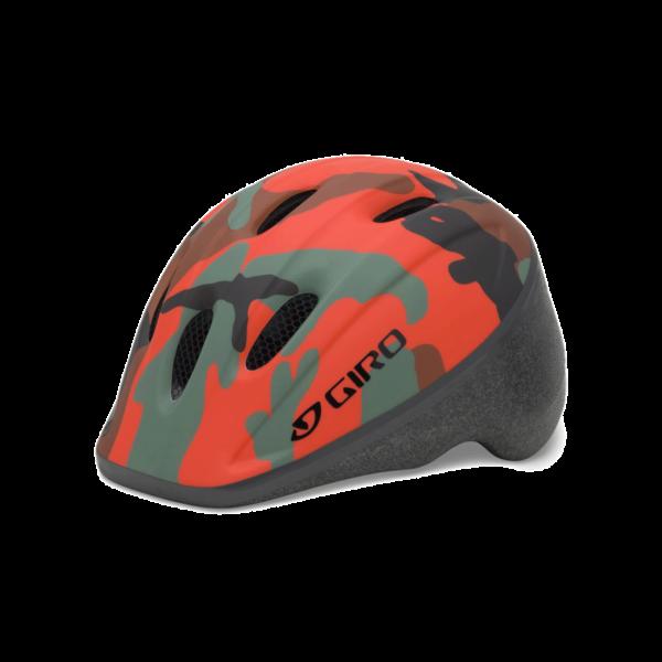 Giro Me2 Bike Helmet - Matt Glowing Red Cam