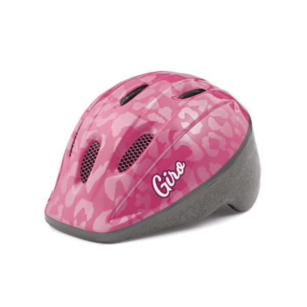 Giro Me2 Bike Helmet - Pink Leopard