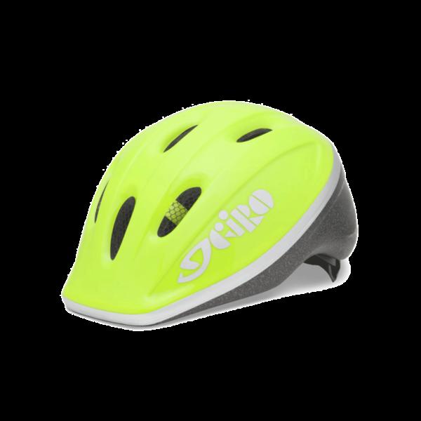 Giro Rodeo Bike Helmet - Highlight Yellow