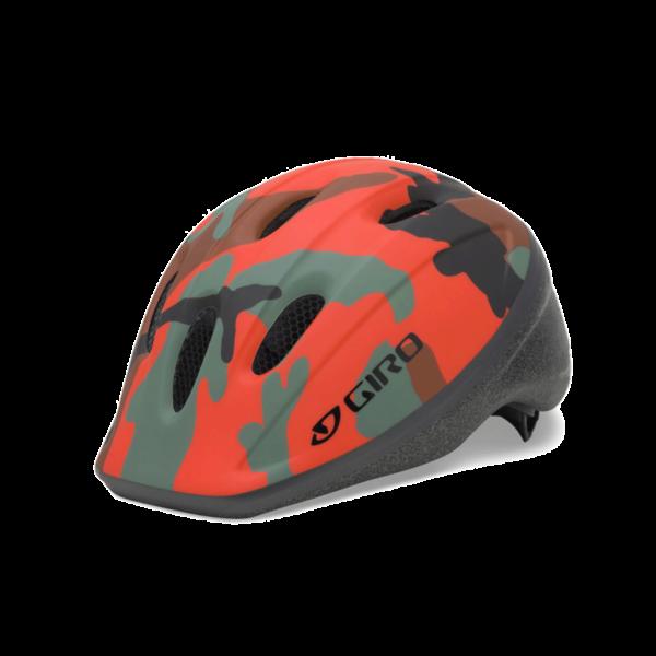 Giro Rodeo Bike Helmet - Matte Glowing Red Cam