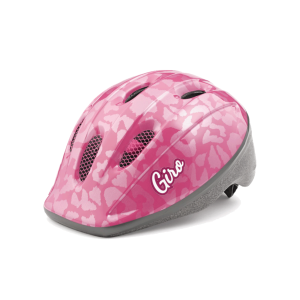 Giro Rodeo Bike Helmet - Pink Leopard