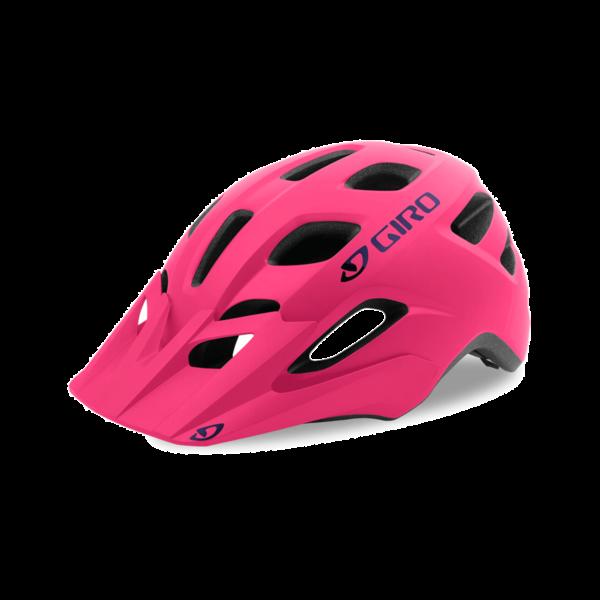 Giro Tremor Youth/Junior Bike Helmet - Matte Bright Pink