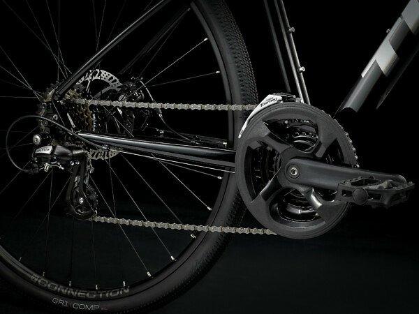 Trek Dual Sport 1 Hybrid Bike - 2021 - Roe Valley Cycles