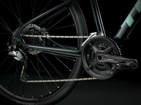 Trek Dual Sport 3 Hybrid Bike – 2021 - Roe Valley Cycles
