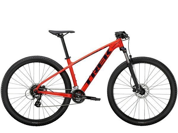 Trek Marlin 6 Mountain Bike - 2021 - Roe Valley Cycles