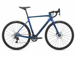 Giant TCX Advanced Pro 2 Cyclocross Bike - 2021 - Roe Valley Cycles