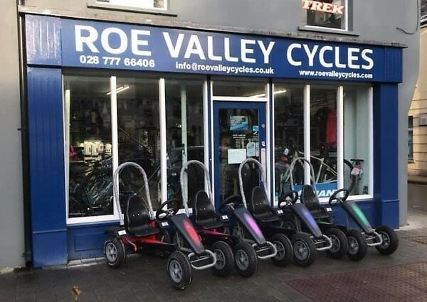 Grant Go Kart - Roe Valley Cycles