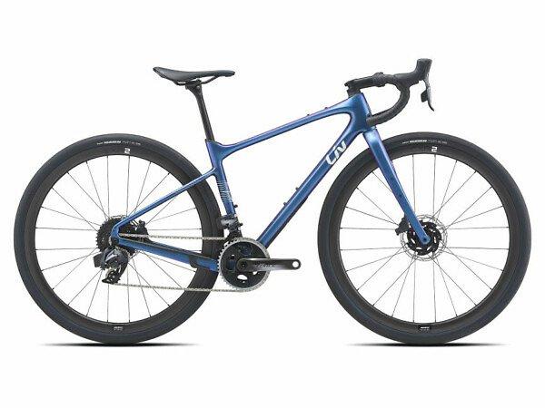 Liv Devote Advanced Pro Ladies Gravel Bike - 2021 - Roe Valley Cycles