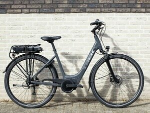 Trek Verve+ 1 Lowstep Electric Bike with 500Wh Battery - Roe Valley Cycles