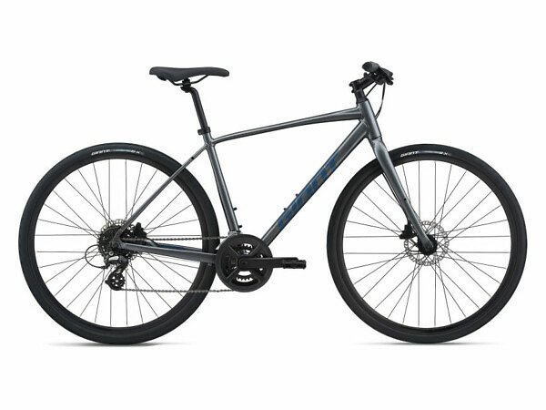Giant Escape 2 Disc Hybrid Bike - 2021 - Roe Valley Cycles