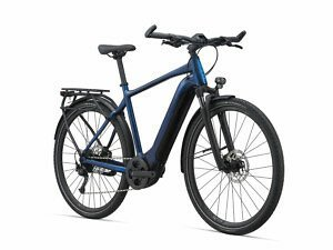 Giant Explore E+ 2 Electric Bike - 2021 - Roe Valley Cycles