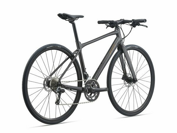 Giant FastRoad SL 3 Flat-Bar Road Bike - 2021 - Roe Valley Cycles