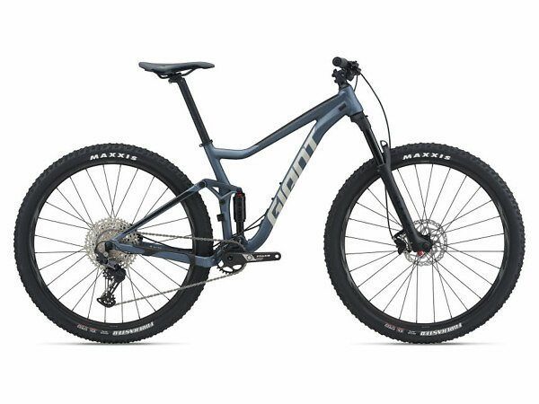 Giant Stance 29er 2 Full Suspension Mountain Bike - 2021 - Roe Valley Cycles