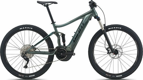 Giant Stance E+ 29er 2 Full Suspension Electric Mountain Bike - 2021 - Roe Valley Cycles