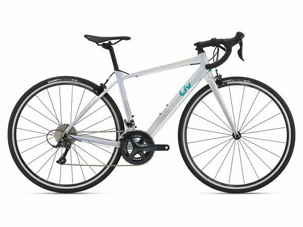 Liv Avail 1 Road Bike - 2021 - Roe Valley Cycles