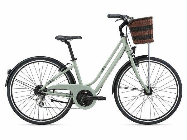 Liv Flourish 2 Women's City Bike - 2021 - Roe Valley Cycles