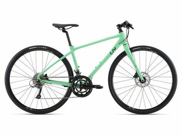 Liv Thrive 3 Flat-Bar Women's Road Bike - 2021 - Roe Valley Cycles