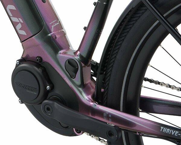 Liv Thrive E+ EX PRO Electrick Bike - 2021 - Roe Valley Cycles