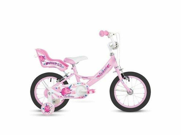 Bumper Sparkle Kids Pavement Bike - Roe Valley Cycles