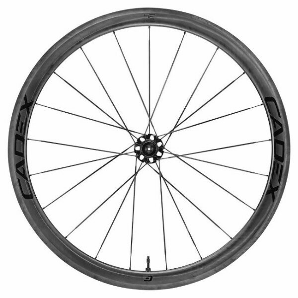 CADEX 42 Rim Brake Tubeless Wheels - Roe Valley Cycles