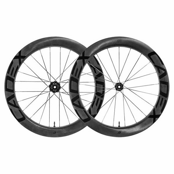 CADEX 65 Disc Tubeless Wheels - Roe Valley Cycles