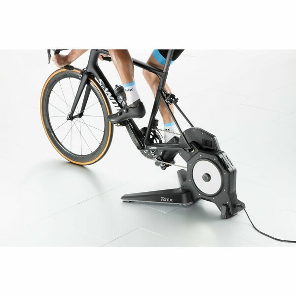 Tacx FLUX S Smart Turbo Trainer - Roe Valley Cycles