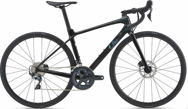 Liv Langma Advanced 1 Disc Women's Road Bike - 2021 - Roe Valley Cycles