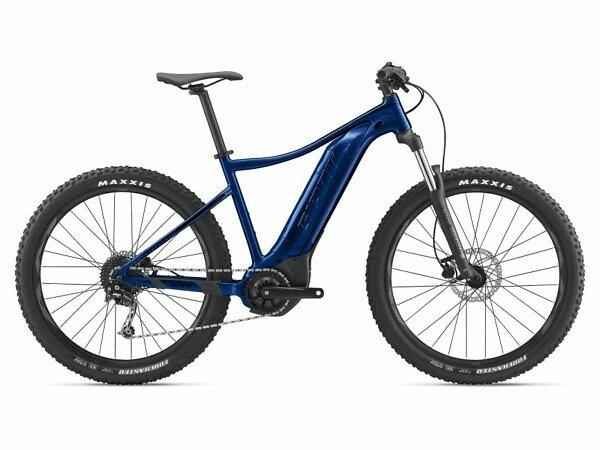 Giant Fathom E+ 3 Electric Mountain Bike - 2021 - Roe Valley Cycles