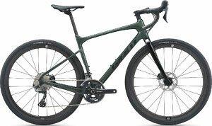 Giant Revolt Advanced 0 Gravel Bike - 2021 - Roe Valley Cycles