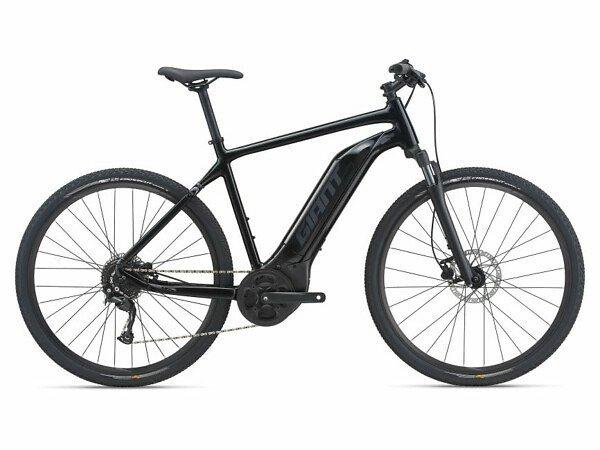 Giant Roam E+ Electric Adventure Bike - 2021- Roe Valley Cycles