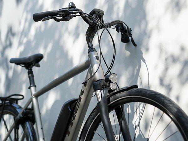 Trek Verve+ 2 Electric Bike - 2021 - Roe Valley Cycles