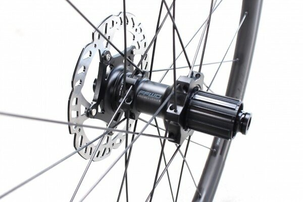 Fast Forward Tyro Carbon Disc Road Wheelset (45mm) - Roe Valley Cycles