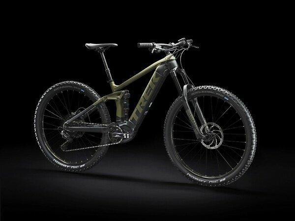 Trek Rail 5 Electric Mountain Bike - 2021 - Roe Valley Cycles