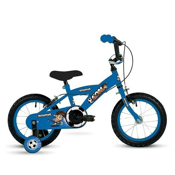Bumper Goal Pavement Kids Bike - Roe Valley Cycles