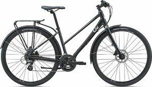 Liv Alight 2 CITY Disc Women's Hybrid Bike - 2021 - Roe Valley Cycles