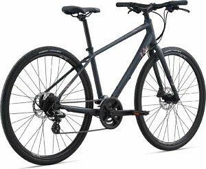 Liv Alight 2 Disc Women's Hybrid Bike - 2021 - Roe Valley Cycles