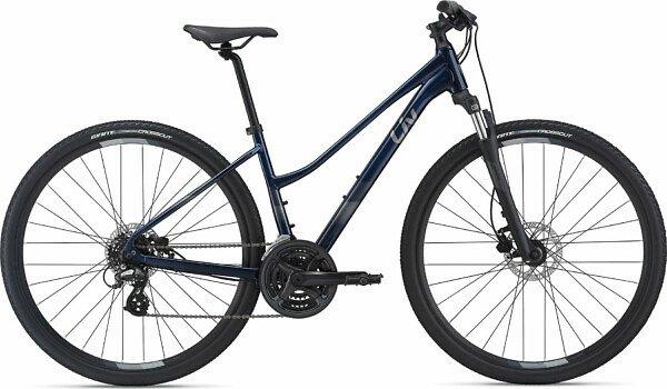 Liv Rove 4 Adventure Women's Bike - 2021 - Roe Valley Cycles