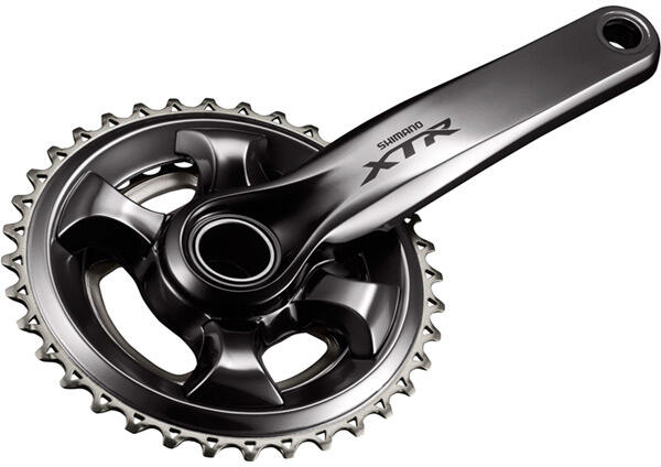 Shimano XTR FC-M9000 11-Speed Crankset - Roe Valley Cycles