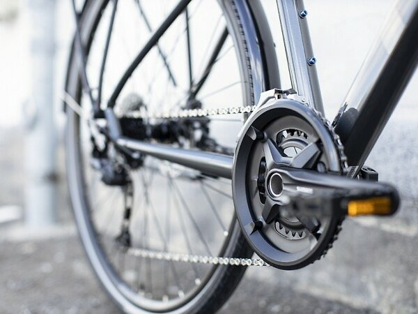 Trek Dual Sport 3 Equipped Hybrid Bike - 2021 - Roe Valley Cycles