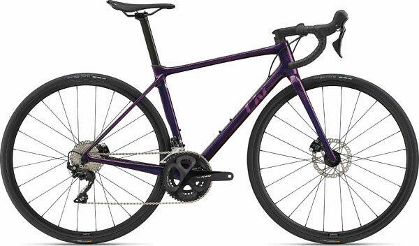 Liv Langma Advanced Disc 2 Women's Road Bike - 2022 - Roe Valley Cycles