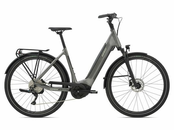 Giant AnyTour E+ 2 Low Step Through Electric Bike - 2021 - Roe Valley Cycles