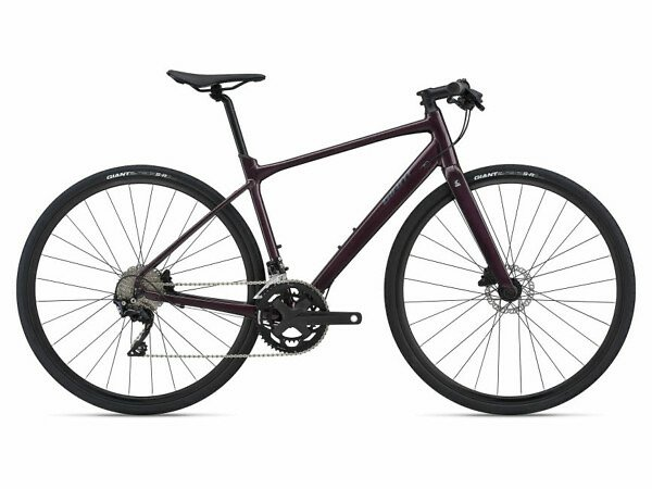 Giant FastRoad SL 1 Flat-Bar Road Bike - 2021 - Roe Valley Cycles